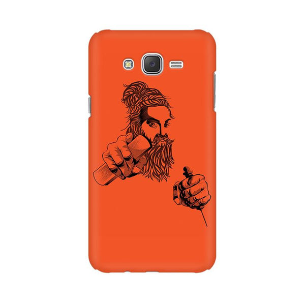 Thiruvalluvar - Samsung J5 Mobile covers - Angi | Tamil T-shirt | Chennai T-shirt