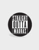 Straight Outta Madras-Pop Socket - Angi | Tamil T-shirt | Chennai T-shirt