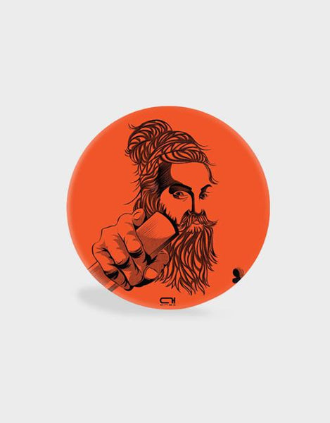 Thiruvalluvar - Pop Socket - Angi | Tamil T-shirt | Chennai T-shirt