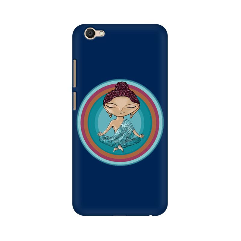 Buddha - Vivo V5 Mobile covers - Angi | Tamil T-shirt | Chennai T-shirt