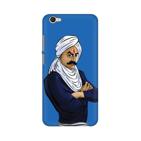 Bharathiyar - Vivo V5 Mobile covers - Angi | Tamil T-shirt | Chennai T-shirt