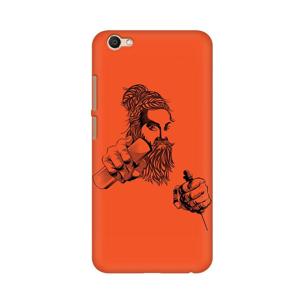 Thiruvalluvar - Vivo V5 Plus Mobile covers - Angi | Tamil T-shirt | Chennai T-shirt