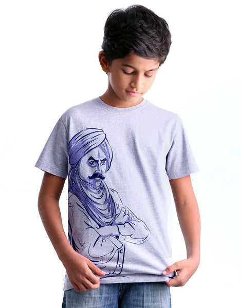 Bharathi | Kids T-shirt