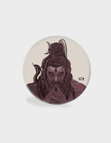 Cosmic Shiva-Pop Socket - Angi | Tamil T-shirt | Chennai T-shirt