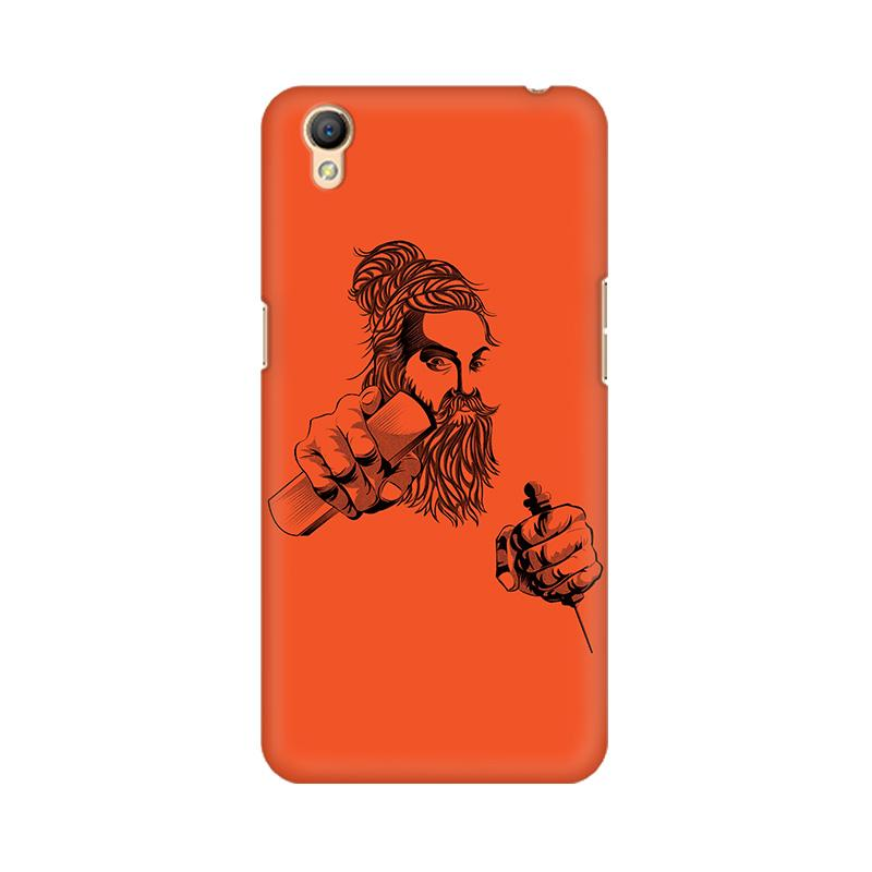 Thiruvalluvar - Oppo A37 Mobile covers - Angi | Tamil T-shirt | Chennai T-shirt