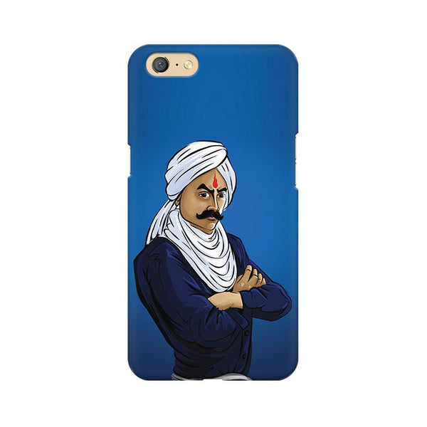 Bharathiyar - Oppo A71 Mobile covers - Angi | Tamil T-shirt | Chennai T-shirt