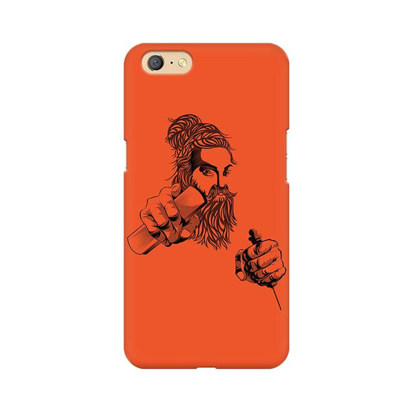 Thiruvalluvar - Oppo A71 Mobile covers - Angi | Tamil T-shirt | Chennai T-shirt
