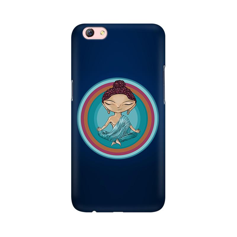 Buddha - Oppo F3 Plus Mobile covers - Angi | Tamil T-shirt | Chennai T-shirt