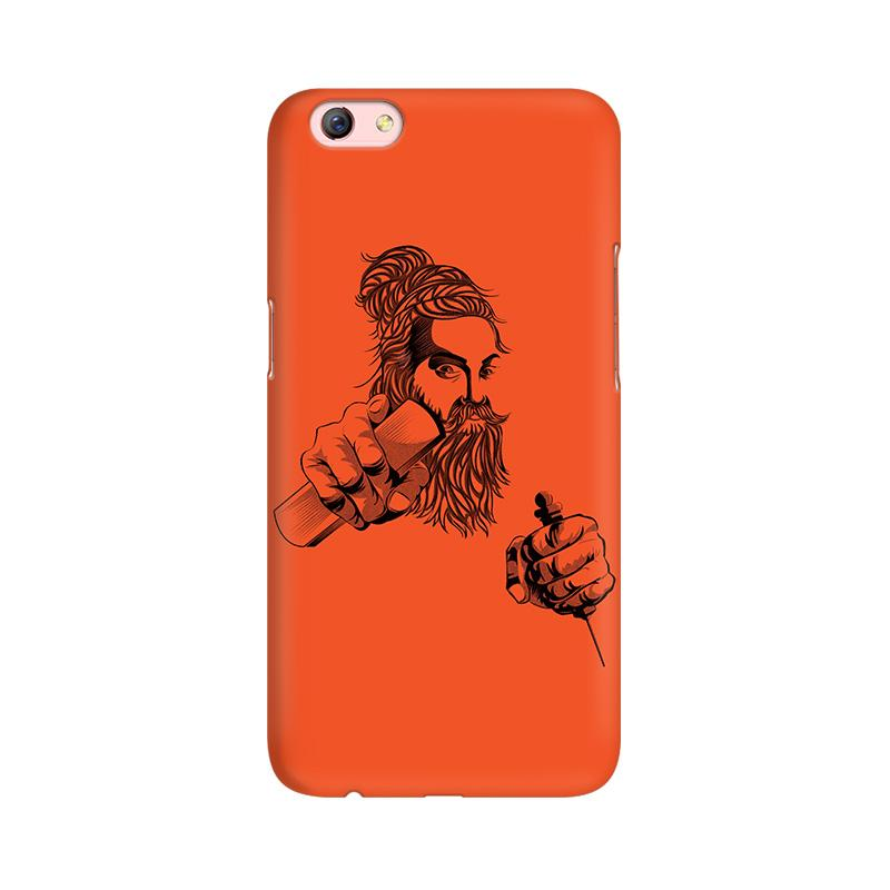 Thiruvalluvar - Oppo F3 Plus Mobile covers - Angi | Tamil T-shirt | Chennai T-shirt