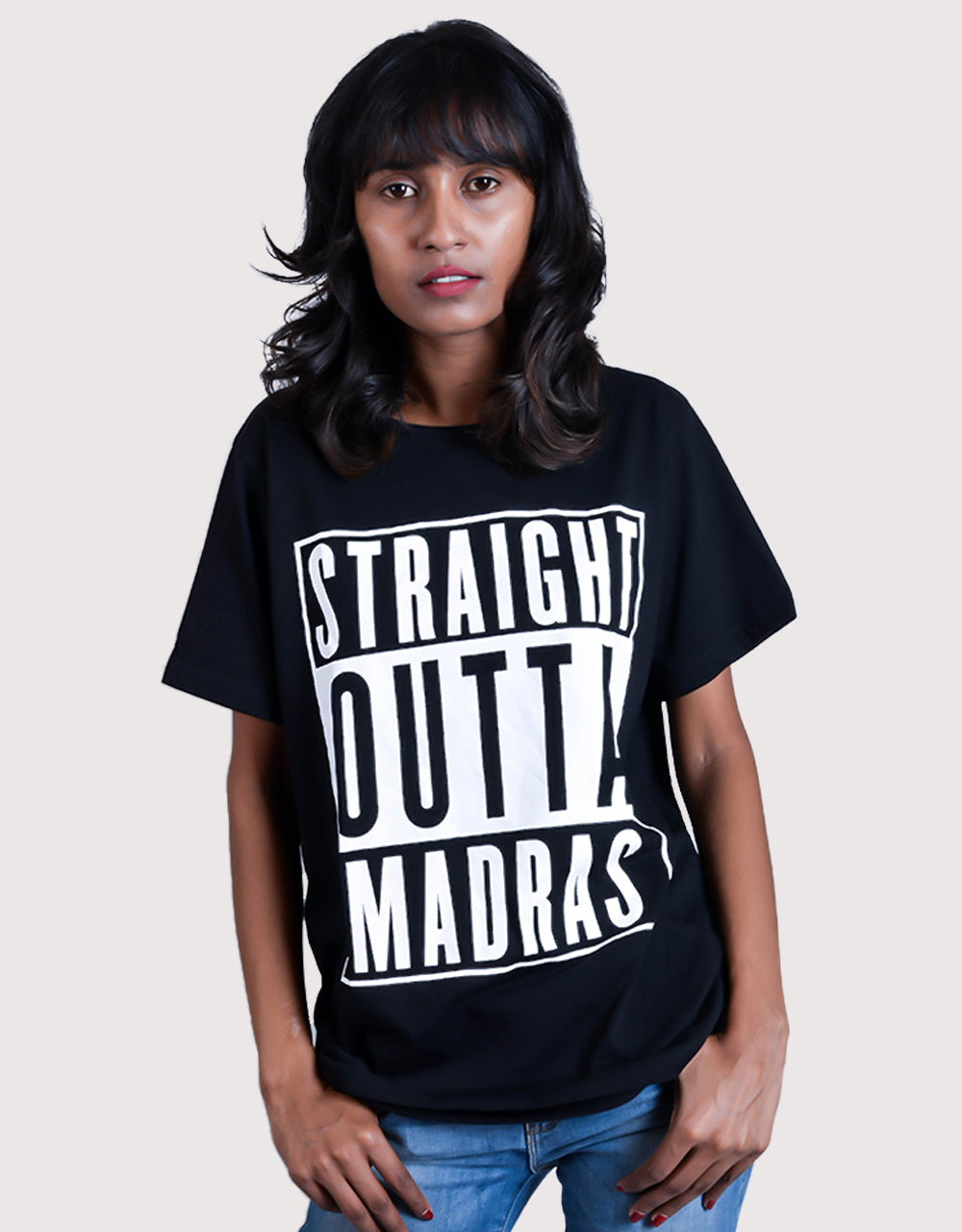 Straight Outta Madras TShirt