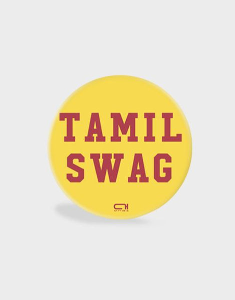 Tamil Swag-Pop Socket - Angi | Tamil T-shirt | Chennai T-shirt