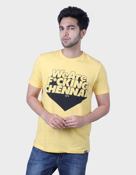 We are Fucking Chennai T-Shirt - Angi | Tamil T-shirt | Chennai T-shirt