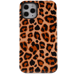 Leopard Pattern iPhone Case | Shockproof