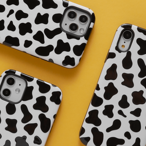 Cow Pattern iPhone Case | Shockproof