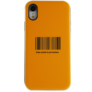Aesthetic Barcode iPhone Case | Shockproof