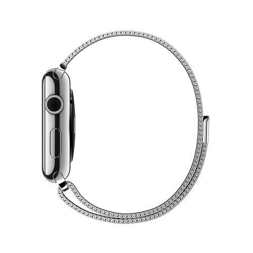 Apple Watch armbånd med meshlænke stål 38/40 mm