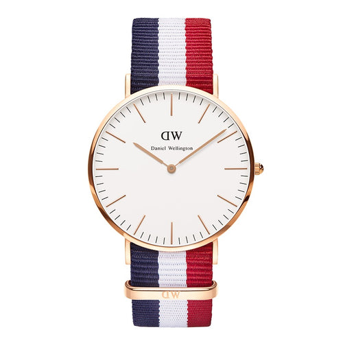 Daniel Wellington Classic Cambridge Rosa Guld