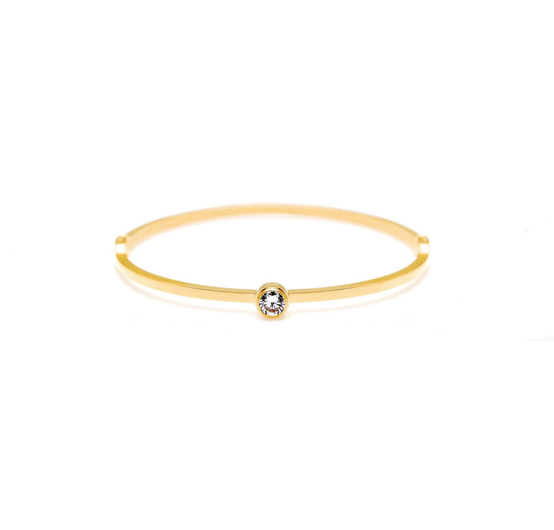 Grace Bangle Gold 1