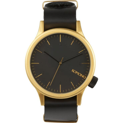 Magnus Gold Black