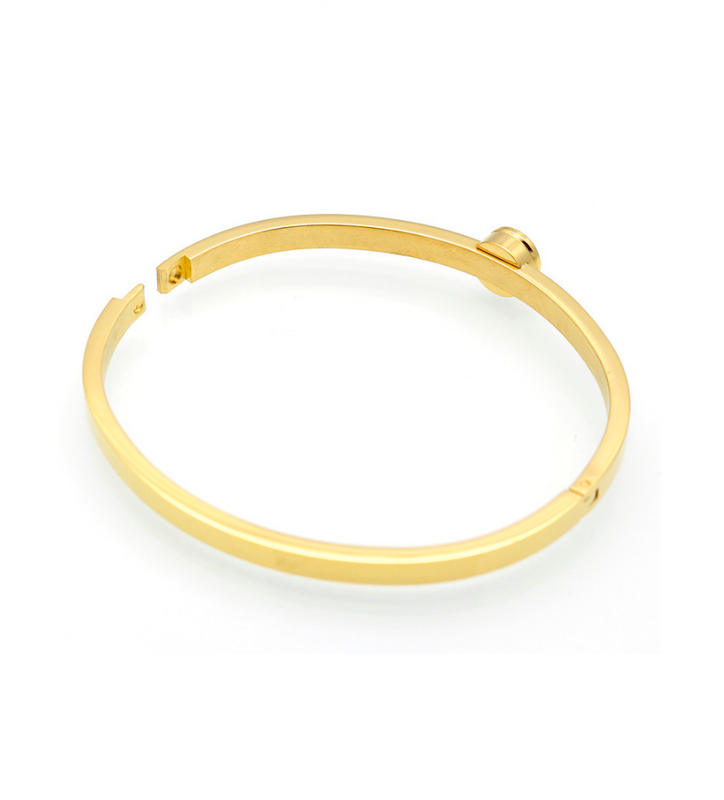 Grace Bangle Gold 2
