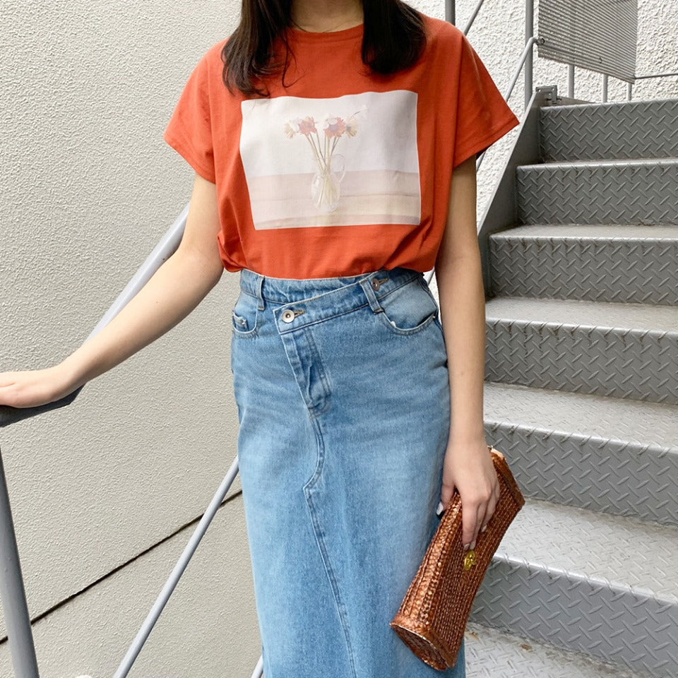 Sunset Graphic Tee