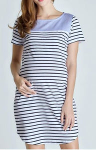Sailor T-Shirt Dress