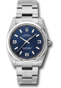 Model # 114200-Nblao, Rolex Oyster Perpetual, 34mm