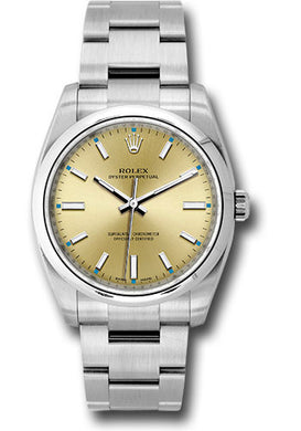 Rolex Oyster Perpetual, Model #114200-Nchio-34mm
