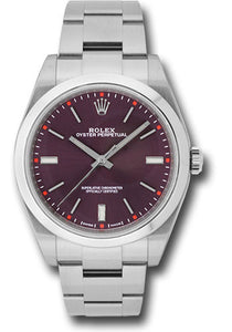 Rolex Stainless Steel Oyster Perpetual - 36mm #116000