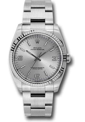Oyster Perpetual No Date - 36mm Reference: #116034 saio