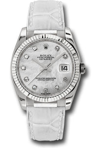Rolex Datejust - 36mm #116139 mdw