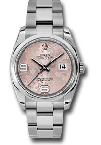 Rolex Steel Datejust-36mm #116200
