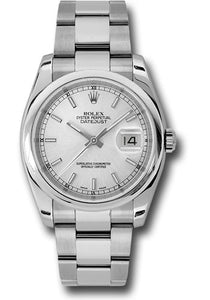 Rolex Steel Datejust -36mm #116200