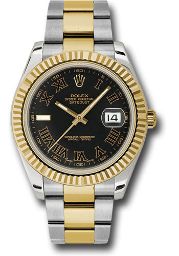 Rolex Steel and Gold Datejust II - 41mm #116333