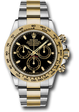 Rolex Steel and 18k YG Daytona #116503 bki