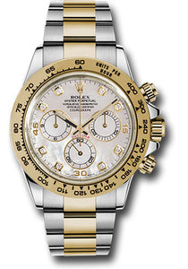 Rolex Steel and 18k YG Daytona #116503 md