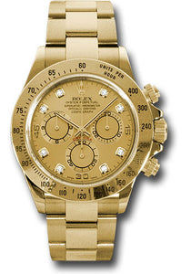 Rolex Steel and 18K YG Daytona #116528 chd