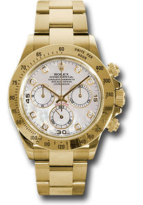 Rolex Steel and 18K YG Daytona #116528 md