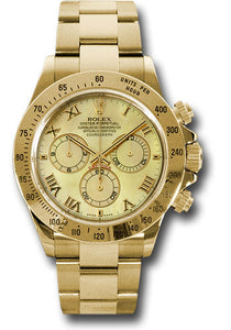 Rolex Steel and 18K YG Daytona #116528 ymr