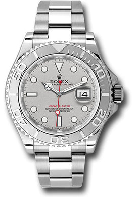 Rolex Steel and Platinum Yacht-Master #116622 pl