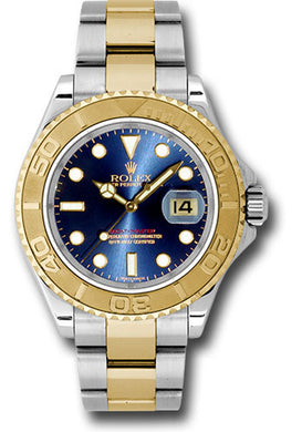Rolex Steel and 18k YG Yachtmaster #16623 b