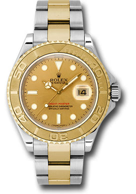 Rolex Steel and 18k YG Yachtmaster #16623 ch
