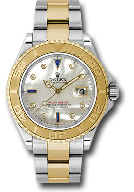 Rolex Steel and 18k YG Yachtmaster #