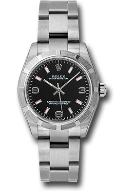 Rolex Oyster Perpetual - 31mm - Mid-Size #177210 bkapio