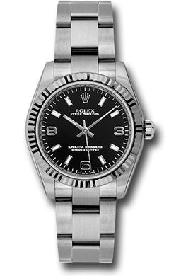Rolex Oyster Perpetual - 31mm - Mid-Size #177234 bkaio