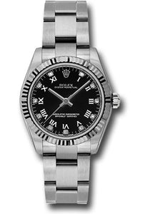 Rolex Oyster Perpetual - 31mm - Mid-Size #177234 bkdo