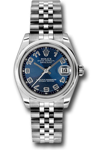 Rolex Steel Datejust - 31mm - Mid-Size #178240 bkcaj