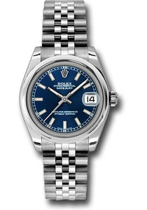 Rolex Steel Datejust - 31mm - Mid-Size #178240 brj