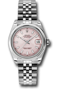 Rolex Steel Datejust - 31mm - Mid-Size #178240 pij
