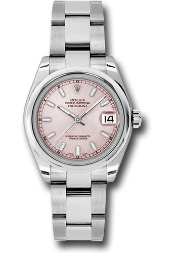 Rolex Steel Datejust - 31mm - Mid-Size #178240 bro